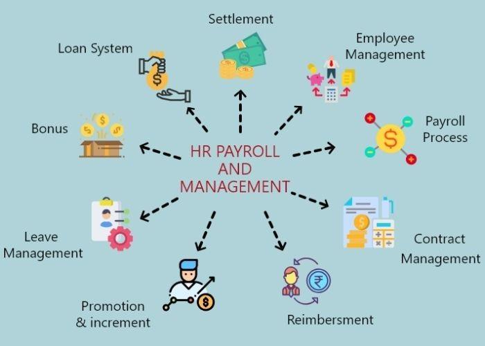 Payroll Management Software Development, HR Management Software Companies, Payroll Management Software, HR Management Software Development